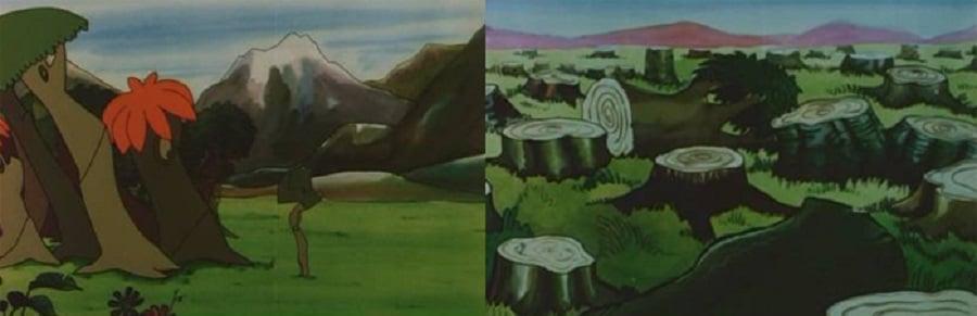 انیمیشن تبر