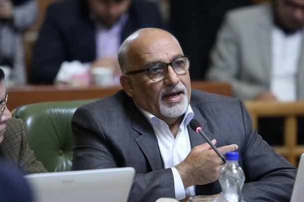 انتقاد از دیوارکشی مجلس و خشکشدن چشمهعلی