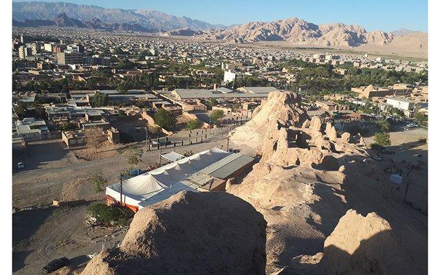 طرحی که قلعهدختر کرمان را از تعرضها نجات میدهد