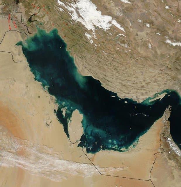 خلیج فارس از میراث فرهنگی تا مالکیت فکری
