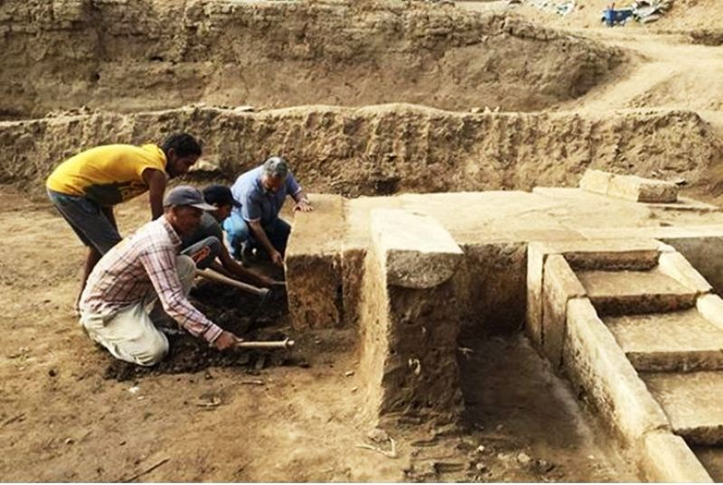 کشف آثار جدید از دوران رامسس دوم