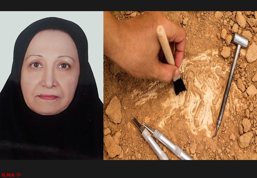 مصاحبه با سیمین لک پور از اولین زنان باستانشناس