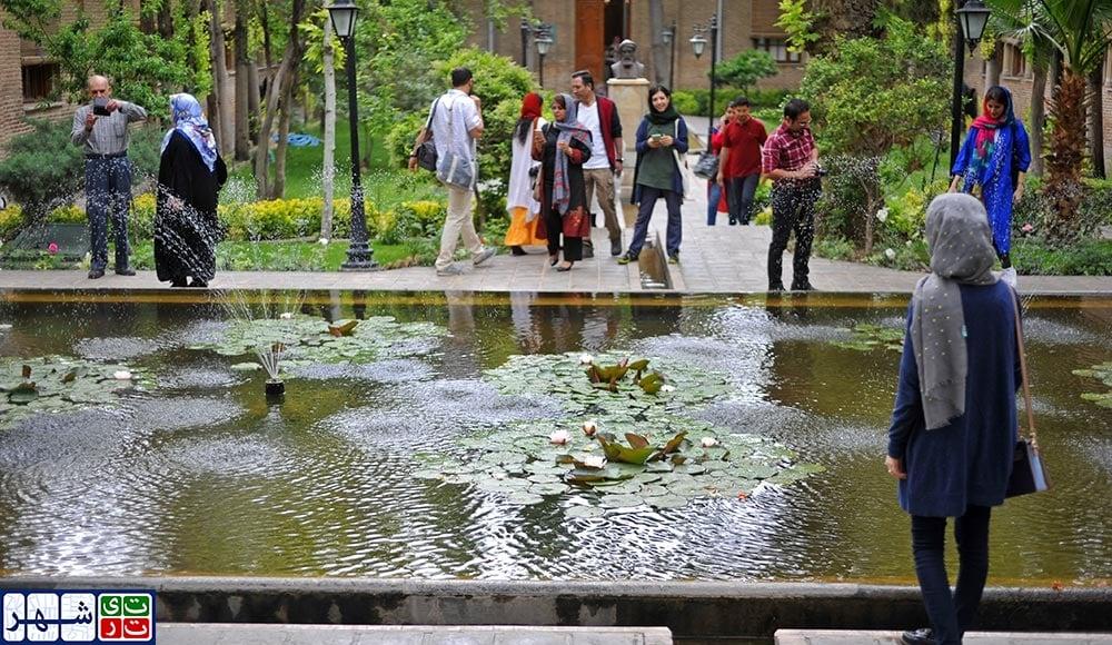 اطلس گردشگری تهران بعد از هفتماه در خوان اول ماند