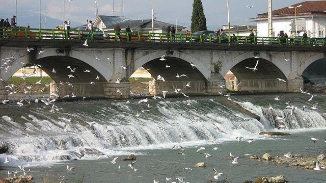 احتمال تخریب پل تاریخی تنکابن
