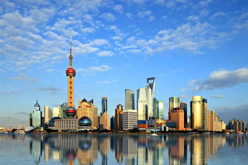 دلایل مکانگزینی شهر شانگهای به عنوان پل ارتباطی کشور چین با جهان خارج